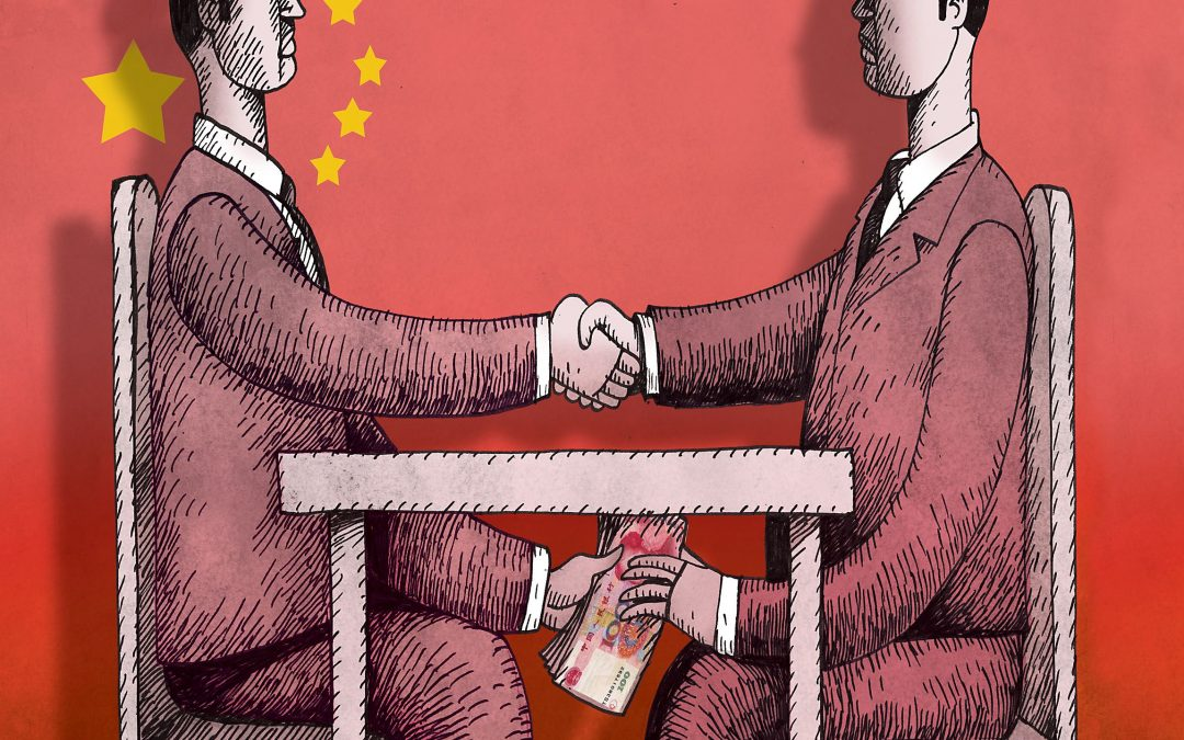 Dodd-Frank Rewards China FCPA Whistleblowers