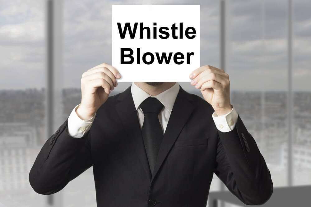 Dodd-Frank Rewards Anonymous SEC Whistleblowers