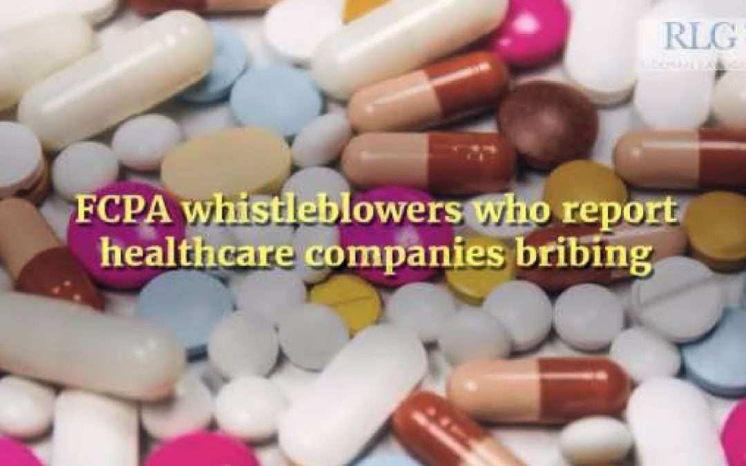 FCPA Rewards: Pharma Whistleblower Video Part I