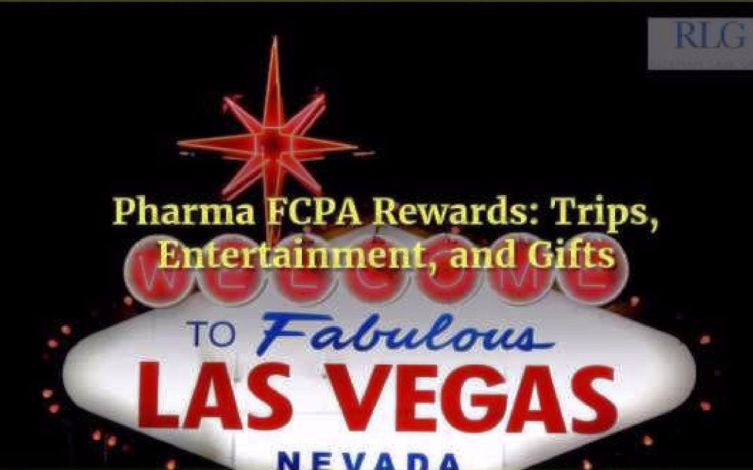 FCPA Rewards: Pharma Whistleblower Video Part V