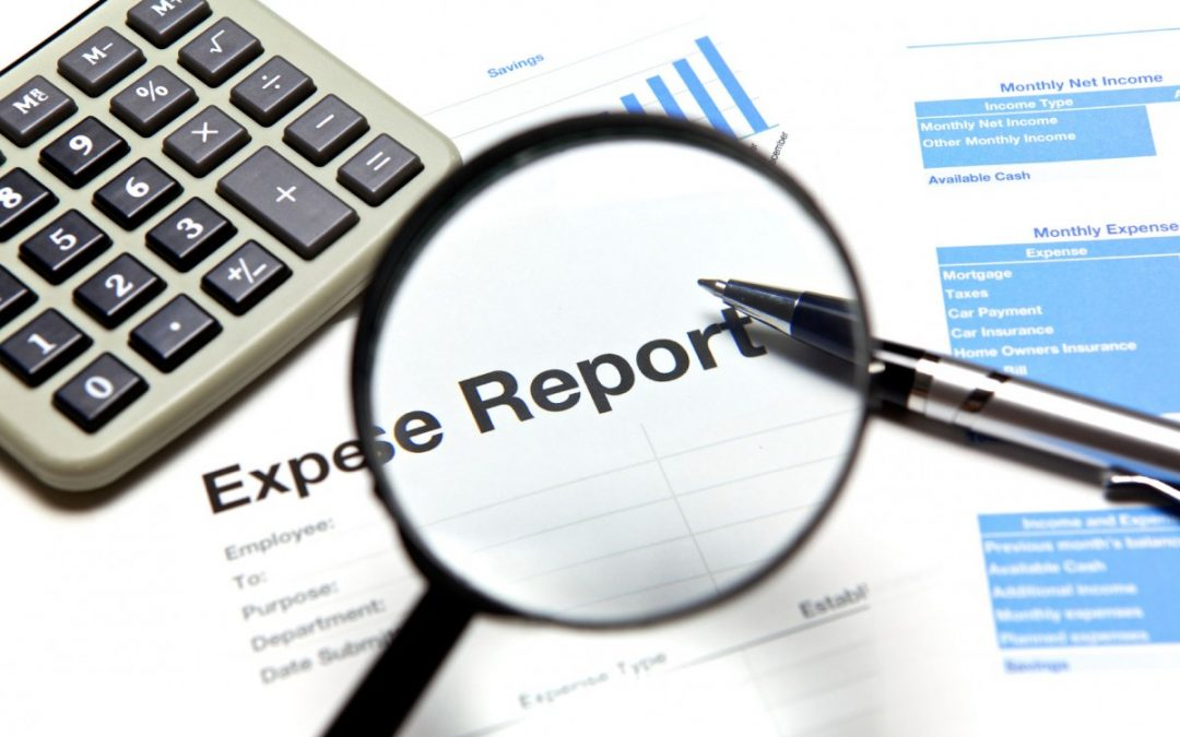 SEC Rewards: Falsifying Employee Expense Reports